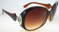 Lunette de soleil Dugo 7142 noire orange