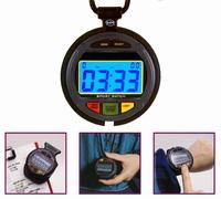Chronomètre 1 ligne - compte à rebours 3 modes -