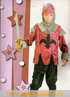 chevalier  4/6 ans Deguisement costume